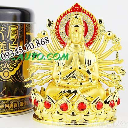 Nước Hoa Phật Đài sen đá đỏ cao cấp