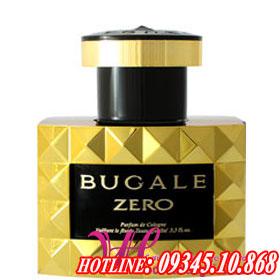 Nước hoa ô tô cao cấp Nhật Bản Bugale Zero Vàng