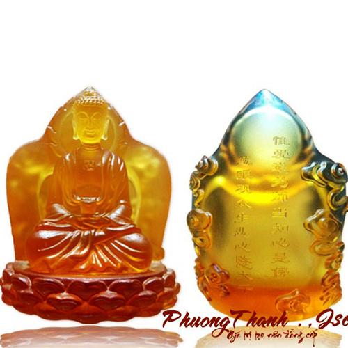 Nước hoa phong thủy Phật Tổ Ngọc Vàng