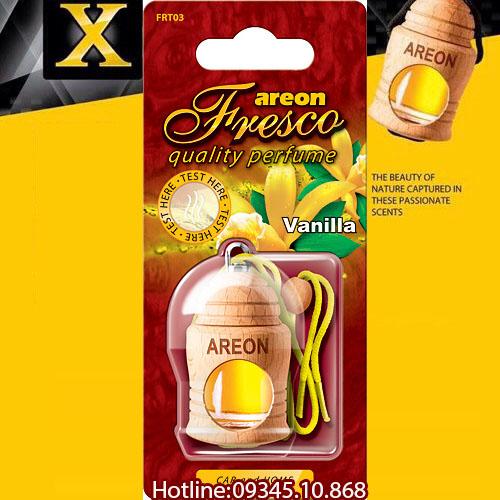 Nước hoa tinh dầu treo gương xe mùi Vanilla