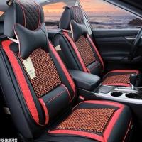 Bọc ghế, lót ghế da màu đen Hạt Gỗ LG106