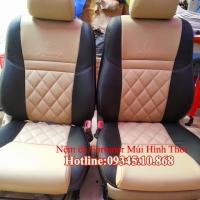 Bọc ghế xe hơi công nghiệp Loại 1