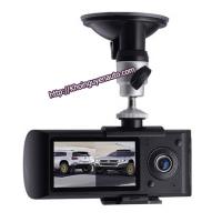 CAMERA HÀNH TRÌNH HD Car DVR X3000 Tích hợp GPS