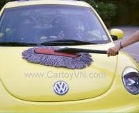 Chổi làm sạch nội thất ô tô