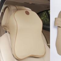 Gối đầu ô tô bằng da 3D