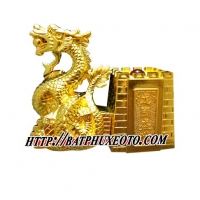 Rồng vàng nhả lộc PT141