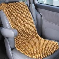 Đệm lót ghế ô tô hạt gỗ pơ mu đẹp nhất
